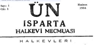 ısparta ün